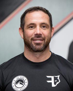 Gareth Cooper - K2 Gym Bridgend Personal Trainer